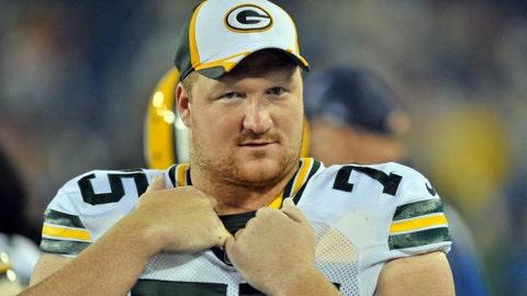 Bryan Bulaga, RT, Packers