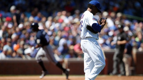 26. Chicago Cubs