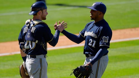 6. Milwaukee Brewers