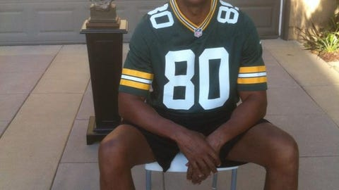 James Lofton, former Packers wide receiver
