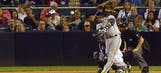 Brewers rout Padres in series opener