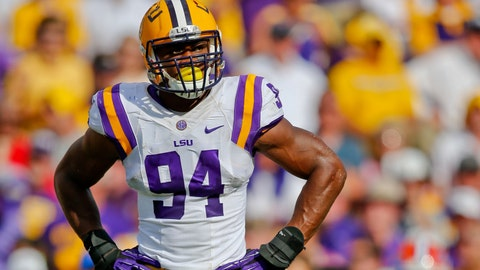 Defensive End: Danielle Hunter, LSU Tigers