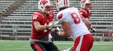 Hard-charging Cichy working to be Badgers' next walk-on success story