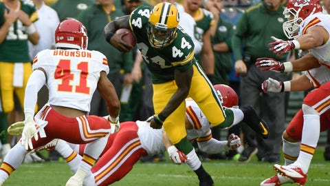 Chiefs at Packers: 8/28/14