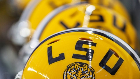 Wisconsin vs. LSU in Houston: 8/30/14