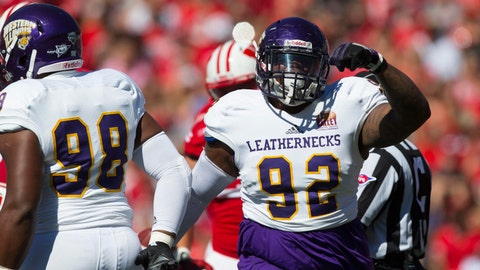 Badgers vs. Leathernecks: 9/6/14