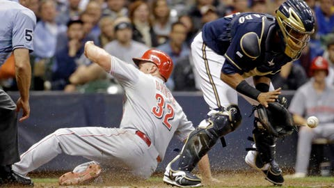 Reds at Brewers: 9/12/14-9/14/14