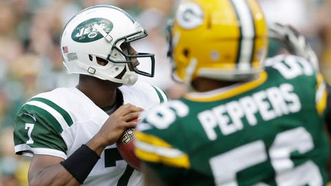 Jets at Packers: 9/14/14