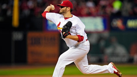 Brewers at Cardinals: 9/16/14-9/18/14