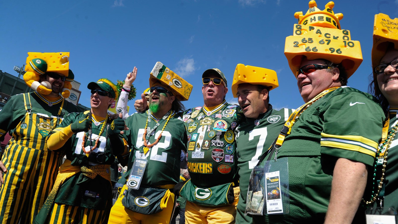 official photos 01472 e316e 10 things only a Packers fan would understand | FOX Sports