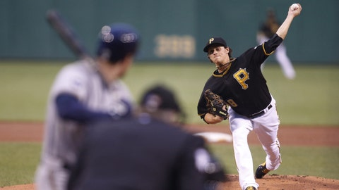 Brewers at Pirates: 9/19/14-9/21/14