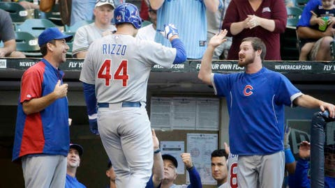 24. Chicago Cubs