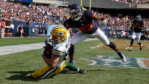 Packers at Bears: 9/28/14