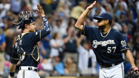 Brewers spend 150 days in first place but miss playoffs
