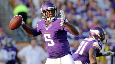 24. Minnesota Vikings