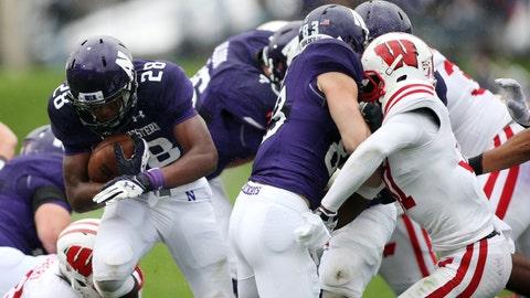 4. Sept. 30 vs. Northwestern