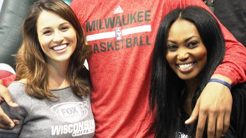 The FOX Sports Wisconsin Girls are excited to see the Bucks 2nd overall draft pick in action this year!