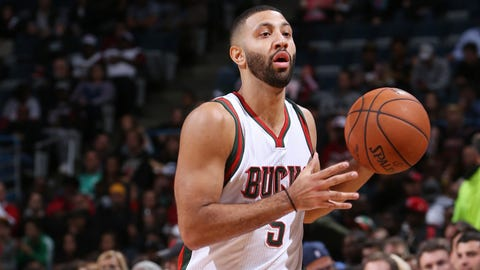 Kendall Marshall, Bucks guard