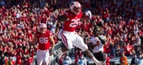 Badgers maul Maryland, 52-7