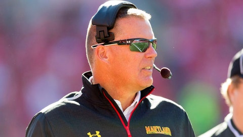 Randy Edsall, Maryland: $2,033,880