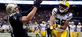Packers endure rough loss in New Orleans
