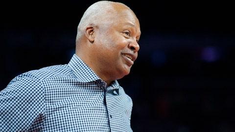 Bucks at Pistons: 11/7/14