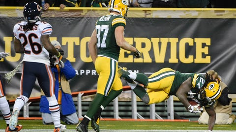 Chicago Bears at Green Bay Packers: 11/9/14