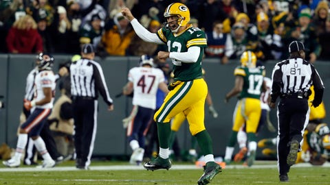 7. Green Bay Packers