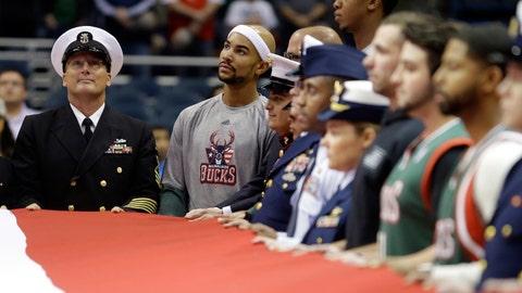 Thunder at Bucks: 11/11/14