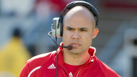 Dave Aranda, Wisconsin defensive coordinator