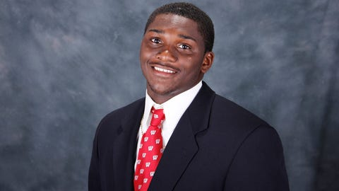 Austin Traylor, Badgers tight end