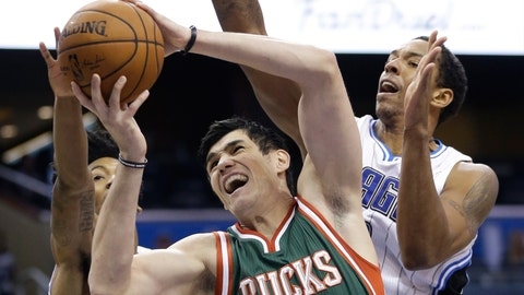 Bucks at Magic: 11/14/14