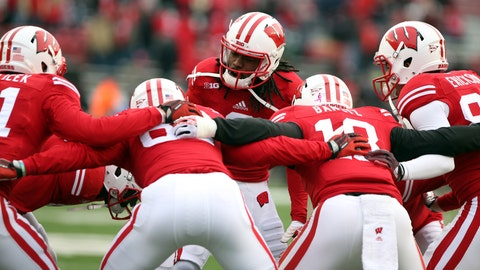 Huskers at Badgers: 11/15/14
