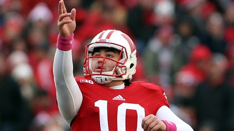 Rafael Gaglianone, Badgers kicker