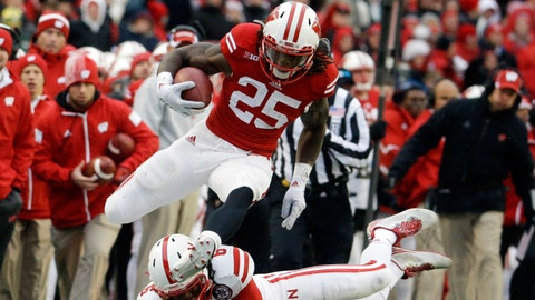 Winner: Melvin Gordon, RB, Wisconsin