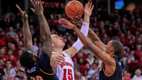 Mocs at Badgers: 11/16/14