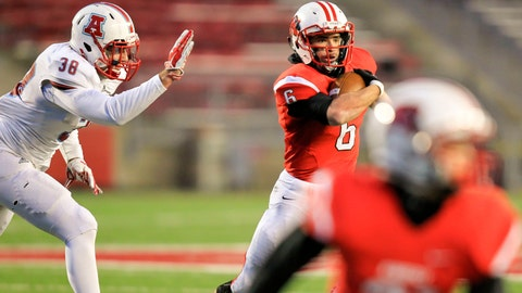 WIAA-D1 title game: Kimberly vs. Arrowhead