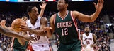 Road reaction: Raptors 124, Bucks 83