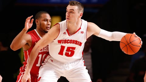Wisconsin Badgers vs. Oklahoma Sooners: 11/28/14