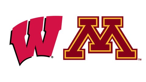 Badgers have no luck against MI  in 83-72 loss