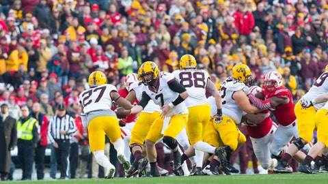 Gophers at Badgers: 11/29/14