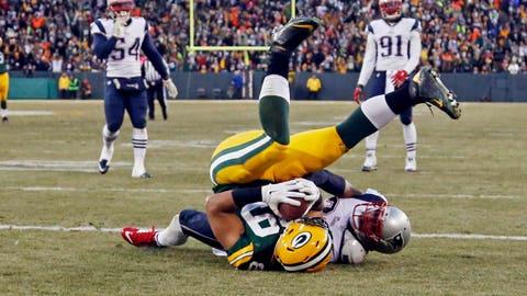 Patriots at Packers: 11/30/14