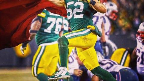 Clay Matthews, Packers linebacker