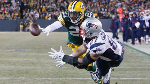 Does Green Bay need a lot of improvement defensively?