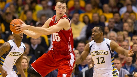 Badgers at Golden Eagles: 12/6/14