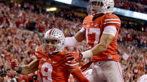Badgers vs. Buckeyes, Big Ten title game: 12/6/14