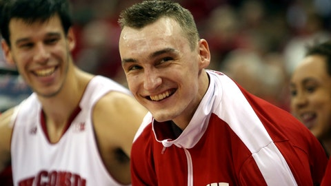 Sam Dekker, F, Wisconsin Badger