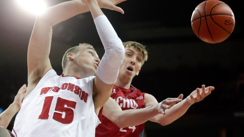 Colonels at Badgers: 12/13/14