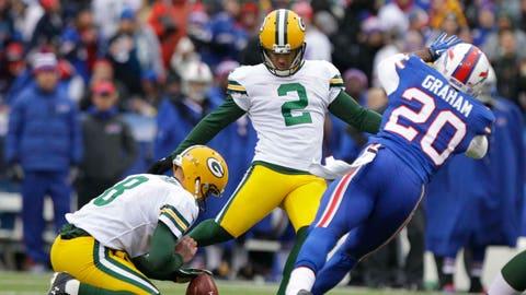 Packers at Bills: 12/14/14