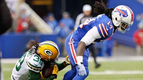 Packers at Bills: 12/14/14